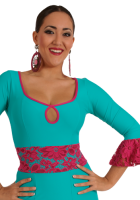 Lycra Flamenco Dresses