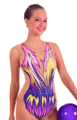 Rhythmic Gymnastics Leotard MR303R