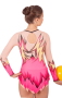 Rhythmic Gymnastics Leotard MR307L2