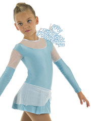 Maillot de Patinaje MP7206 PRINCESAS