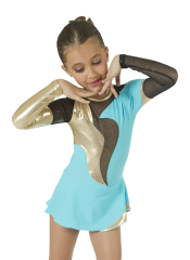 Maillot Patinaje MP7208LC3