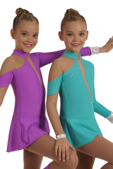 Maillot de Patinaje MP9201 L1 Y L2